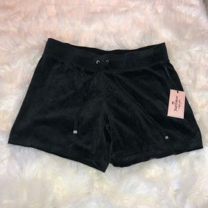 NWT Juicy Couture Velour Sweat Shorts